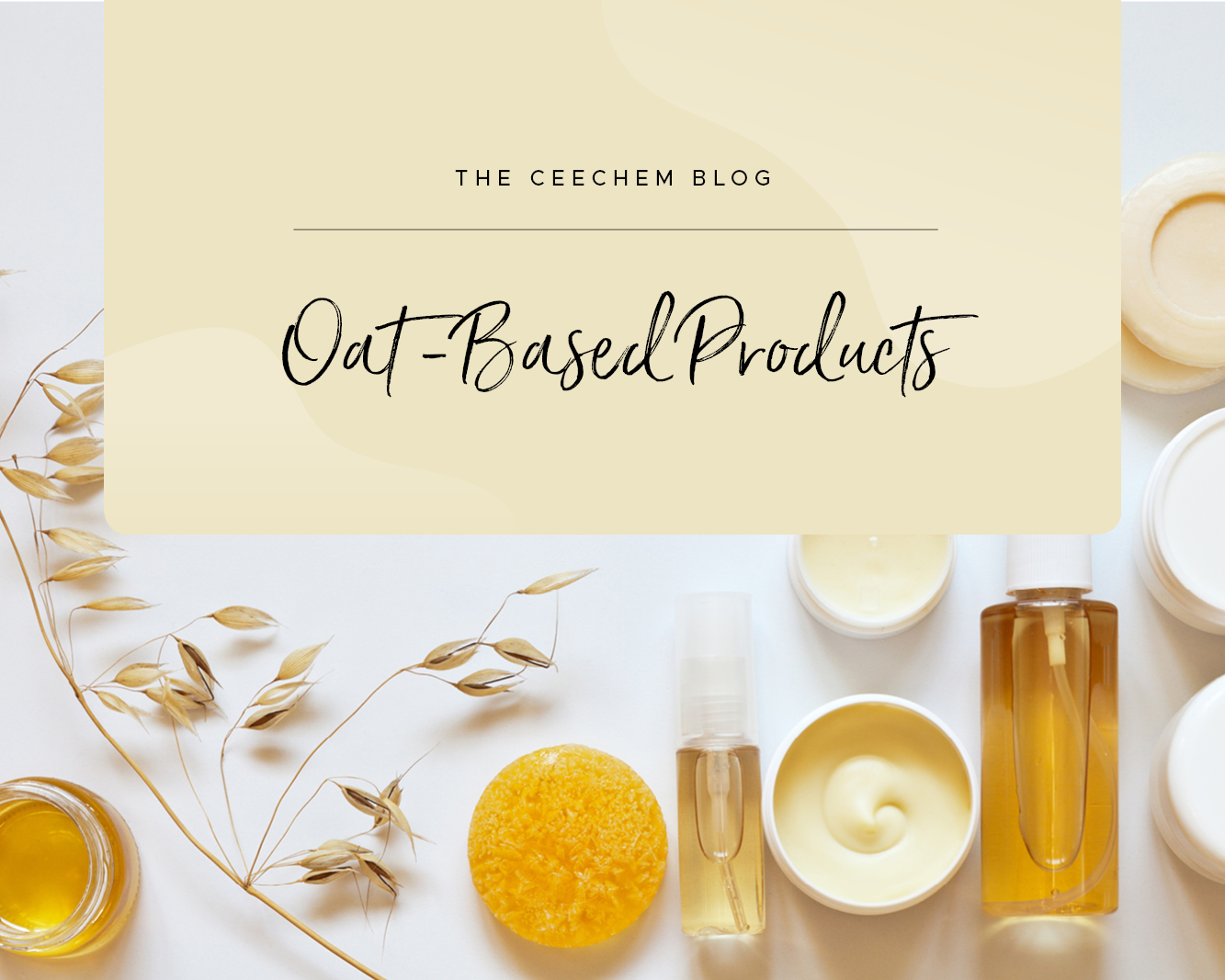 Raw Ingredients for Hair Products