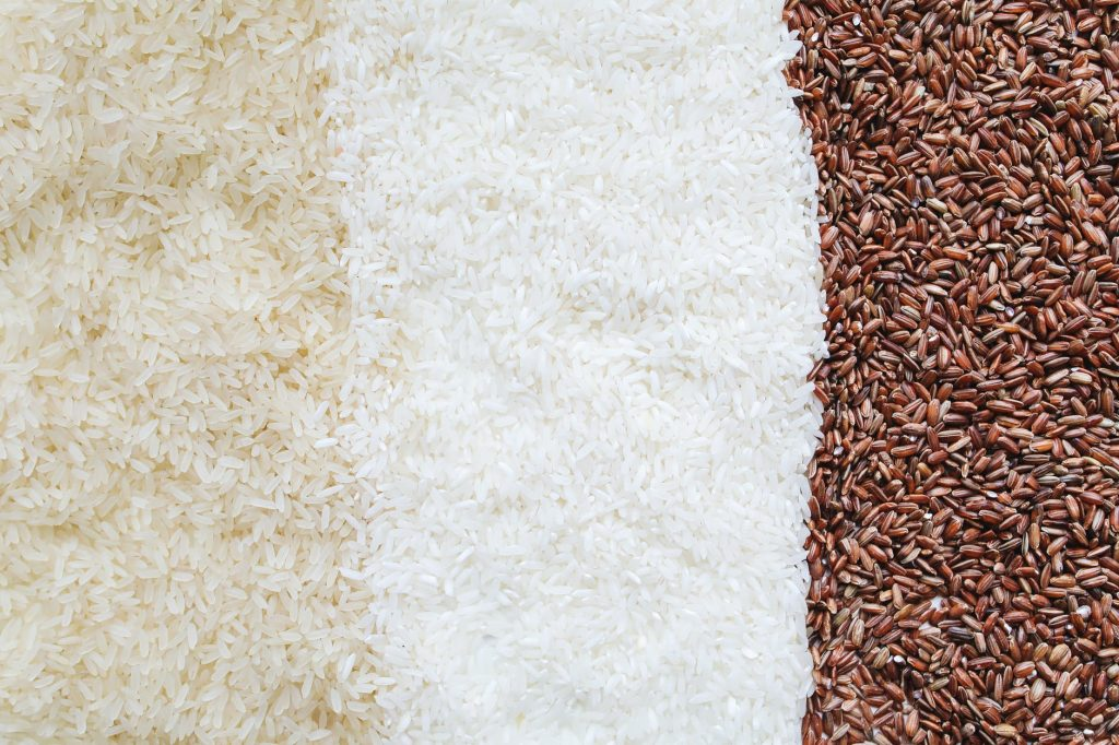 Grain and Rice Exfoliators