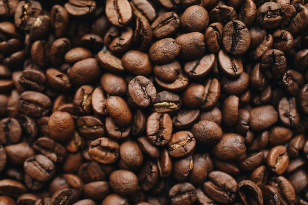 Coffee Bean Exfoliators