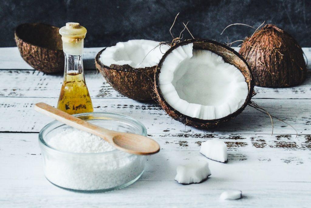Coconut Shell Powder Exfoliators